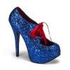 TEEZE-10G Blue Glitter